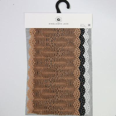 spandex cording lace trimming