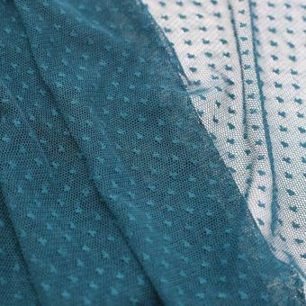 jacquard  textronic lace fabric for garment