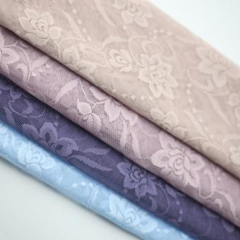 jacquard lace fabric for ballet dress