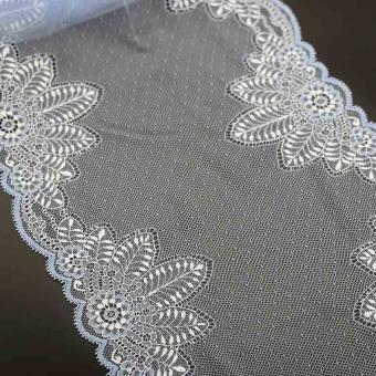 elastic lace trimming