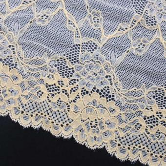 cotton composition lace
